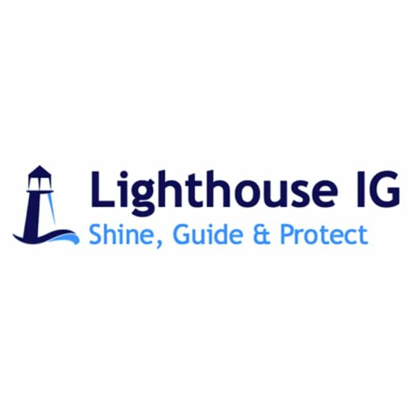 Lighthouse IG logo at ALLOWLIST