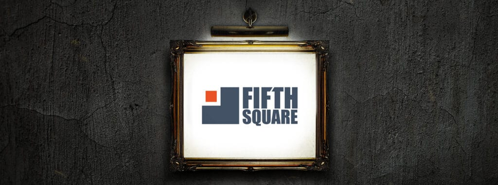 Fifth Square Banner Logo at ALLOWLIST