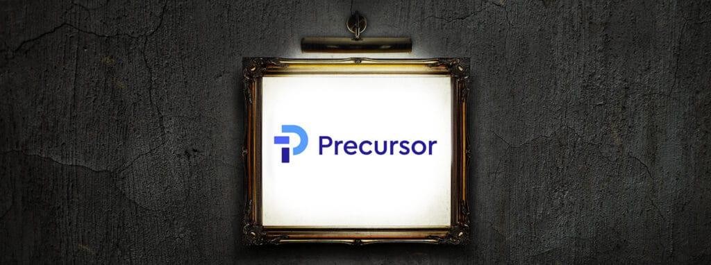 Precursor Security Banner Logo at ALLOWLIST